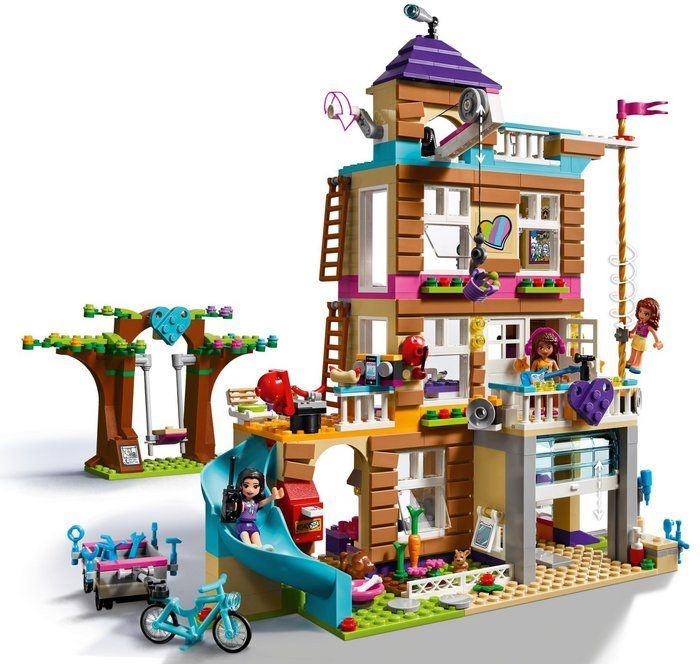 Lego De L'amitié La Maison Friends yPnwvOm8N0