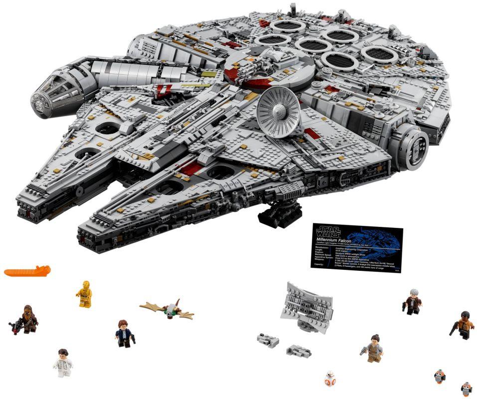 Collector Wars Series Faucon Milleniumultimate Star Lego Xkwn08OP