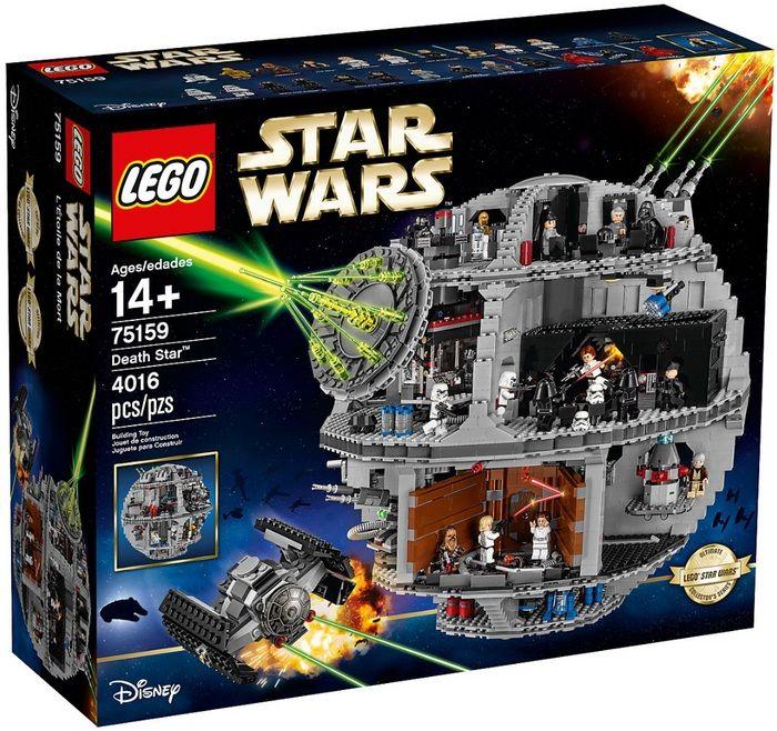Lego De L'etoile Mort La Star Wars WYEb2DHe9I