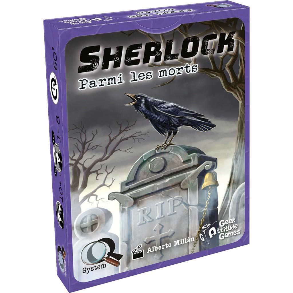 Sherlock : Le Parrain Aventure Q-System Enigme